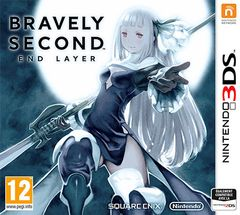 Jaquette Bravely Second: End Layer