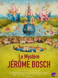 Affiche Le Mystère Jérôme Bosch