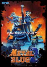 Jaquette Metal Slug 2