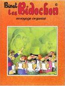 Couverture Les Bidochon en voyage organisé - Les Bidochon, tome 6
