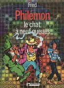Couverture Le Chat à neuf queues - Philémon, tome 11