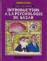 Couverture Introduction à la psychologie de bazar - Georges et Louis romanciers, tome 2