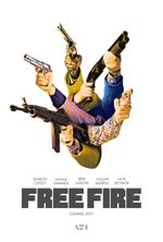 Affiche Free Fire