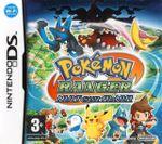 Jaquette Pokémon Ranger : Nuit sur Almia