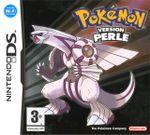 Jaquette Pokémon Perle