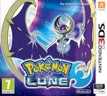 Jaquette Pokémon Lune