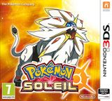 Jaquette Pokémon Soleil