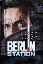 Affiche Berlin Station