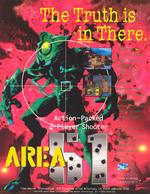 Jaquette Area 51
