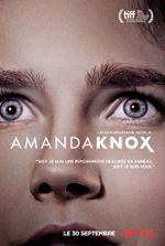 Affiche Amanda Knox