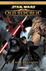 Couverture Star Wars - The Old Republic T01