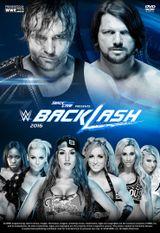 Affiche WWE Backlash