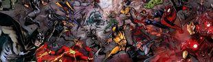 Cover Les meilleures séries adaptées de comic books