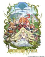 Jaquette Adventures of Mana
