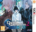 Jaquette Devil Survivor 2 : Record Breaker
