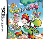 Jaquette Yoshi's Island DS