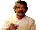 Affiche Les recettes du Chef Michel Dumas