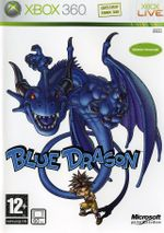 Jaquette Blue Dragon