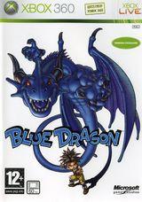 Jaquette Blue Dragon