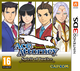 Jaquette Phoenix Wright: Ace Attorney - Spirit of Justice