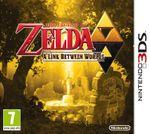 Jaquette The Legend of Zelda: A Link Between Worlds