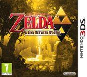 Jaquette The Legend of Zelda : A Link Between Worlds