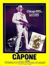 Affiche Capone