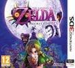 Jaquette The Legend of Zelda : Majora's Mask 3D