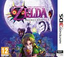 Jaquette The Legend of Zelda: Majora's Mask 3D