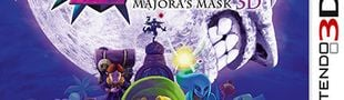 Jaquette The Legend of Zelda : Majora's Mask 3D