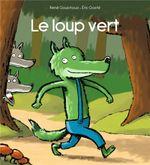 Couverture Le loup vert
