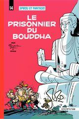 Couverture Le Prisonnier du bouddha - Spirou et Fantasio, tome 14