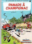 Couverture Panade à Champignac - Spirou et Fantasio, tome 19