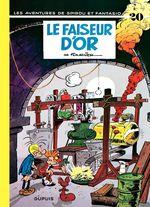 Couverture Le Faiseur d'or - Spirou et Fantasio, tome 20