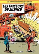 Couverture Les Faiseurs de silence - Spirou et Fantasio, tome 32