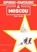 Couverture Spirou à Moscou - Spirou et Fantasio, tome 42