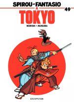Couverture Spirou et Fantasio à Tokyo - Spirou et Fantasio, tome 49