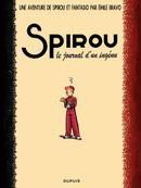 Couverture Le Journal d'un ingénu - Une aventure de Spirou et Fantasio, tome 4