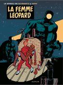 Couverture La Femme léopard - Une aventure de Spirou et Fantasio, tome 7