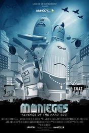 Affiche Manieggs - Revenge of the Hard Egg
