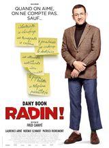 Affiche Radin!