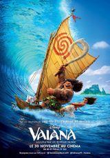 Affiche Vaiana, la légende du bout du monde