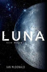Couverture Luna: New Moon