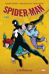 Couverture 1984 - Spider-Man : L'Intégrale, tome 22