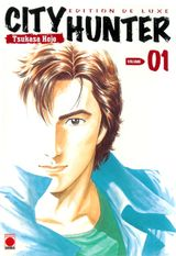 Couverture City Hunter