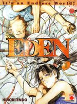 Couverture Eden : It's an Endless World