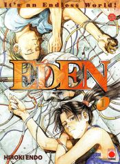 Couverture Eden : It's an Endless World