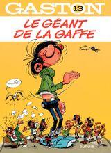 Couverture Le géant de la gaffe - Gaston (2009), tome 13
