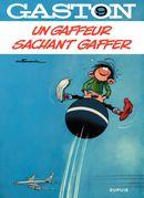 Couverture Un gaffeur sachant gaffer - Gaston (2009), tome 9