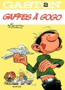 Couverture Gaffes à gogo - Gaston (2009), tome 2